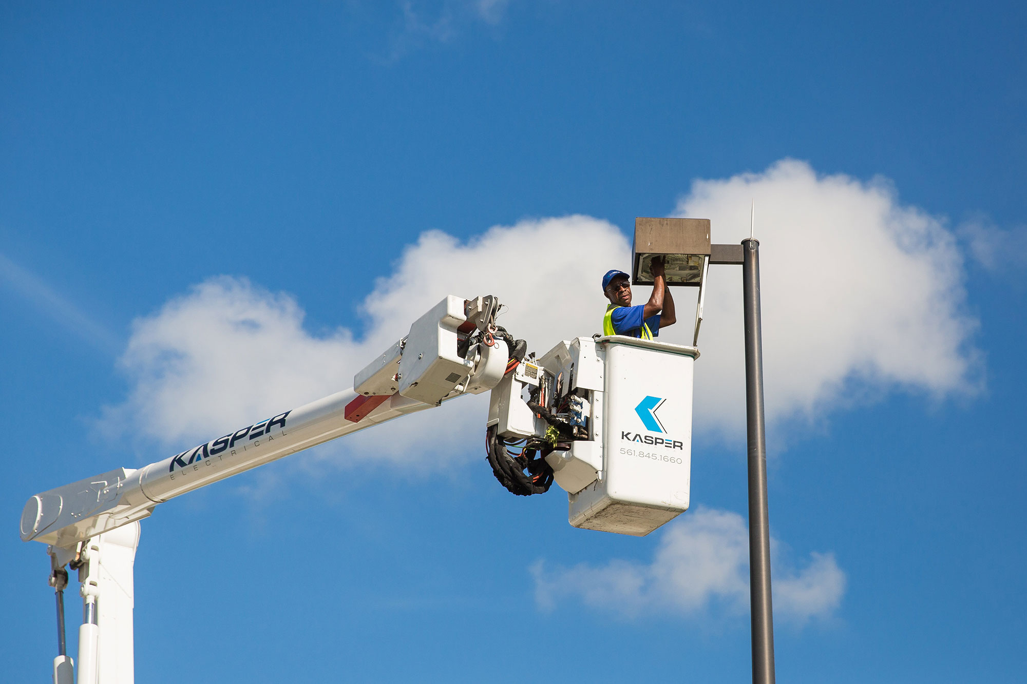 Kasper Electric Commercial Services