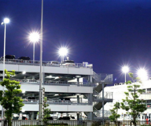 Parking Lot Lighting & LED Lights