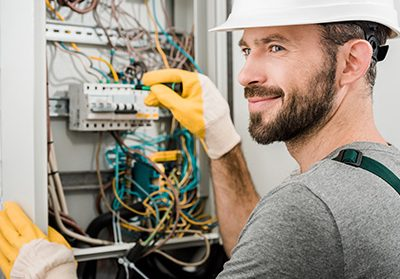 Electrical Contractor in Palm Beach Gardens, Jupiter, West Palm Beach, Stuart, Delray Beach, and Boynton Beach, FL
